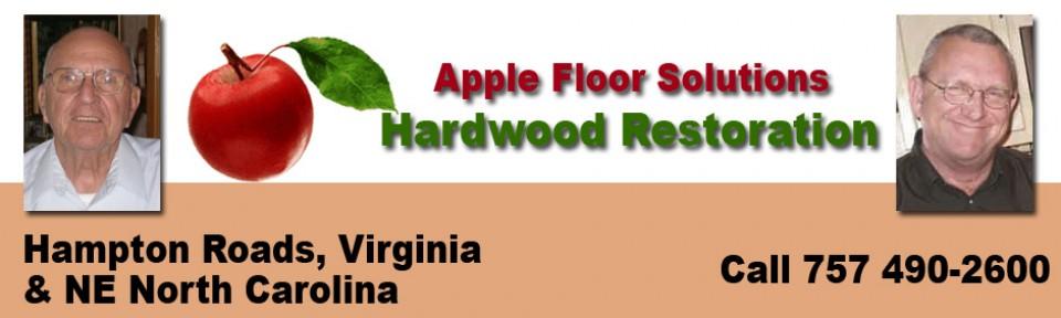 Apple Floor Solutions Hardwood Floor Refinishing